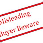 Mutual fund misleading ad