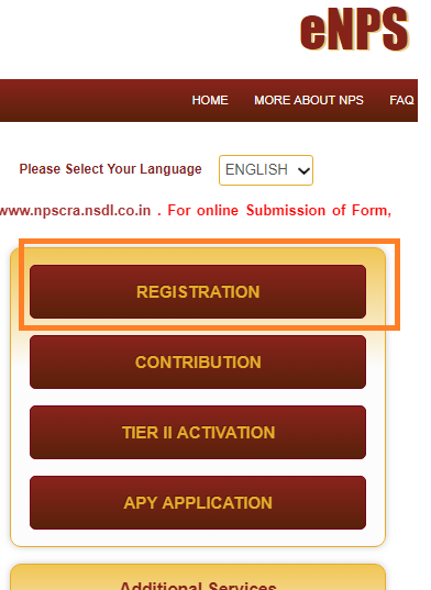 NPS account kaise khole online how to open NPS online aadhaar card 1