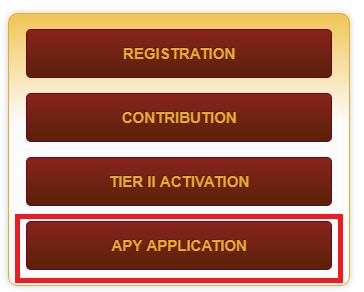 अटल पेंशन योजना ऑनलाइन open APY online 1